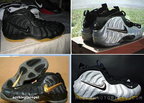 Rare Nike Air Foamposite One and Pro