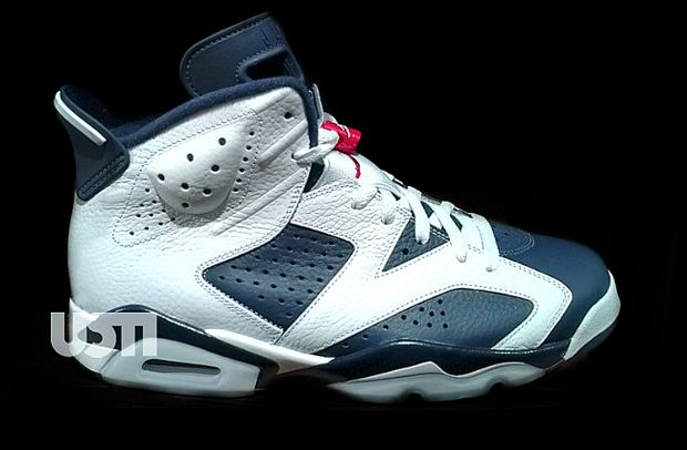 air jordan 6 olympic 2012 Air Jordan 6 Olympic July 2012