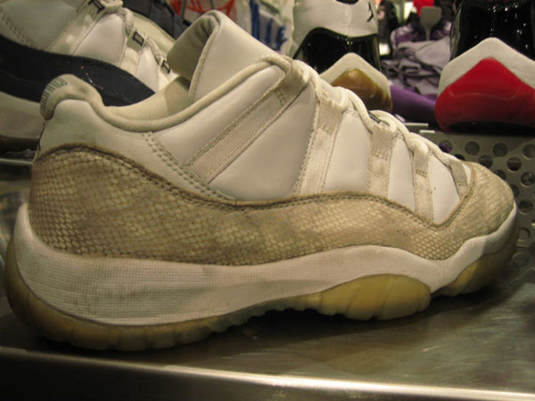 f5bf11b07603dc The early 2000 s brought us a range of colorways on the Air Jordan 11 ...