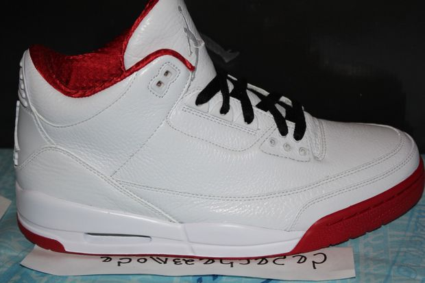 "newest collection 68bf2 27a14 Nike Air Jordan Retro III 3 ""History Of Flight"" -On Ebay ..."