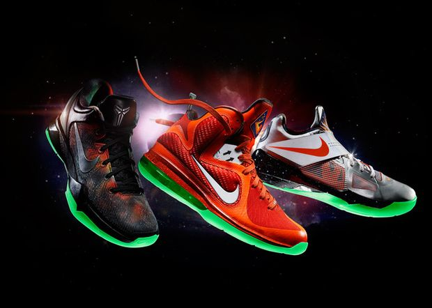 "e91b3ba2b80 2012 Nike Basketball ASG ""All Star"" Pack-Official Pics « The Closet  Collectors Blog"