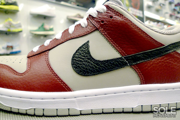 red and black grey nike dunks