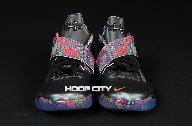 "Nike Zoom KD IV ""Black History Month"" Detailed ImagesBlack History Month Kd 4"