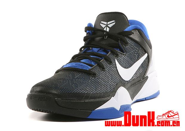 nike zoom kobe vii treasure blue black white 03