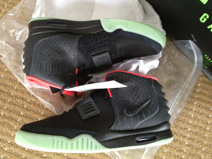 on sale fa01b 1f949 Nike Air Yeezy 2. Wolf Grey Pure Platinum 508214-010. TAGS ...