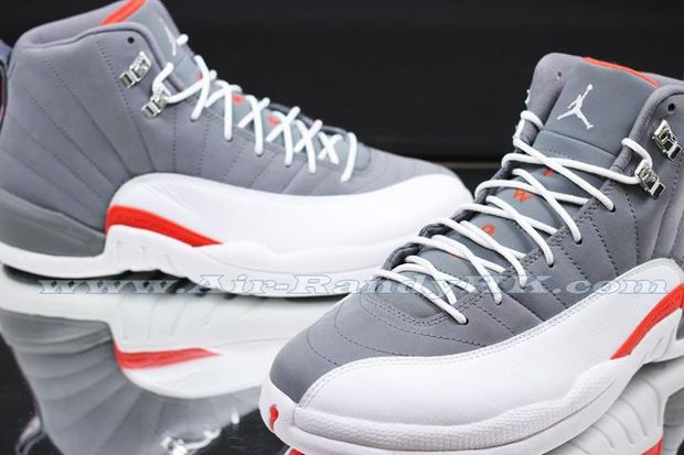 air-jordan-12-cool-grey-orange (7)