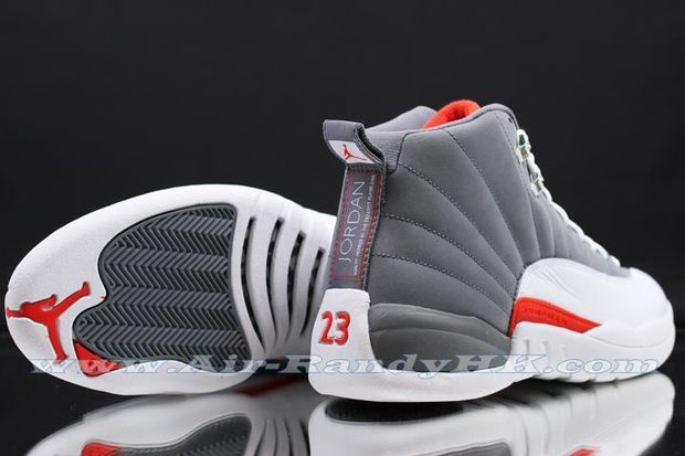 air-jordan-12-cool-grey-orange (5)