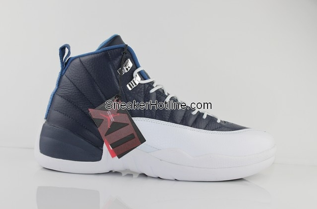 Air Jordan 12 Obsidian (4)