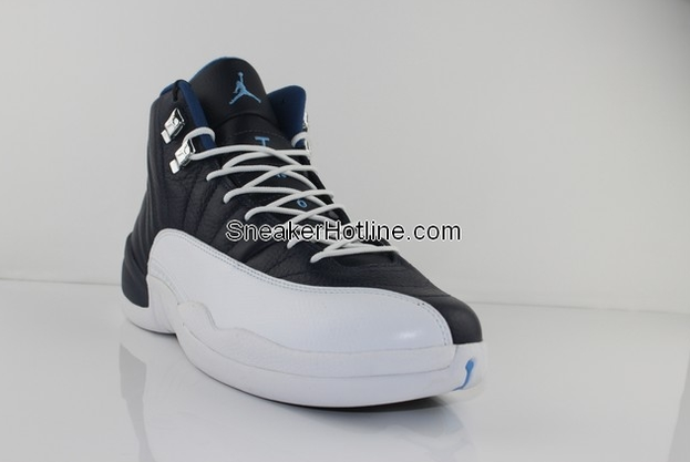Air Jordan 12 Obsidian (2)