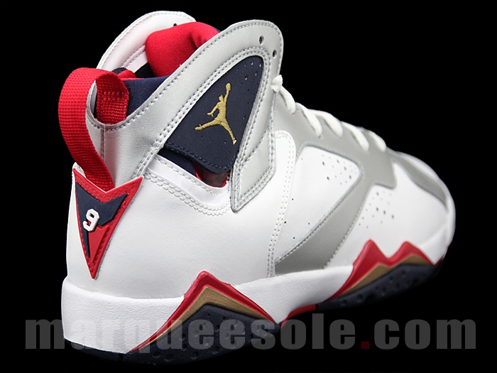 1992 Air Jordan 7 Rétro Olympic