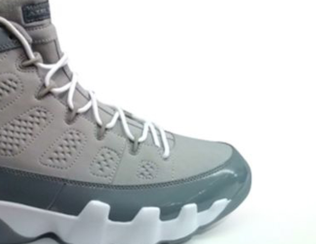 Air Jordan 9 Cool Grey 2012