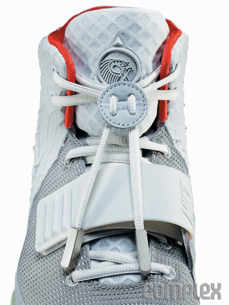 Nike Air Yeezy 2 Wolf Grey - Pure Platinum (5)