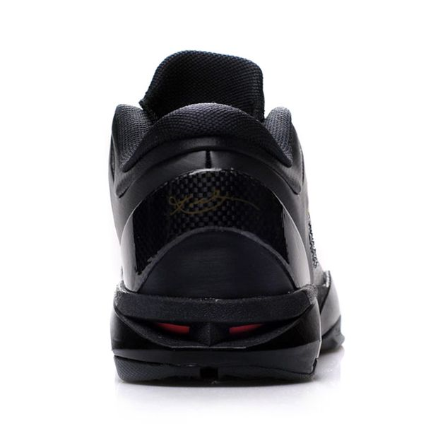 nike zoom kobe vii 7 elite black gold 04