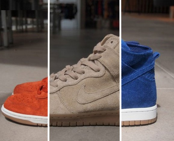 reputable site 9055a cf00f Nike Dunk High 'Deconstruct' Pack