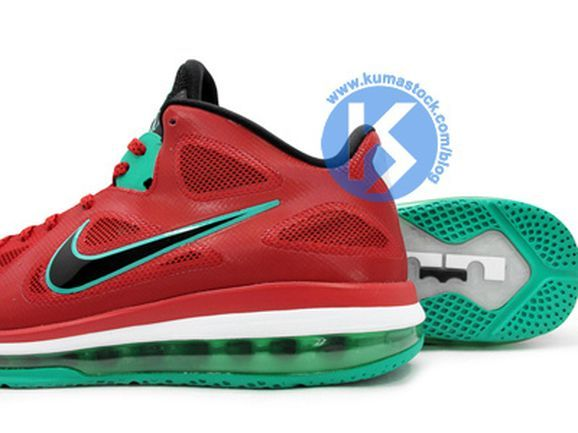 pretty nice 34832 ee5ed Nike Lebron 9 Low Liverpool New Images