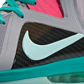 65% Off Nike Zoom Lebron 9 P.S. Elite Wolf Grey Mint Candy-New G