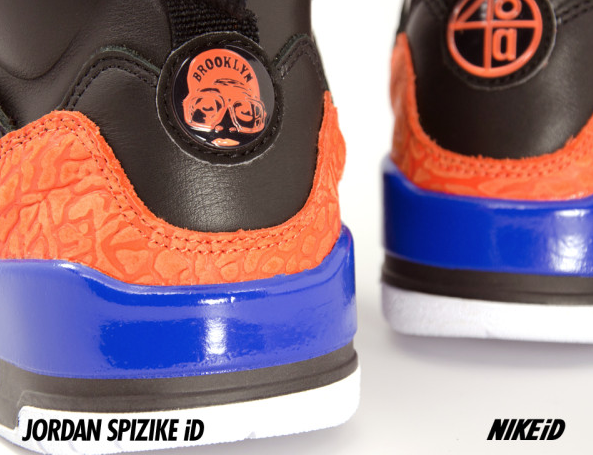 Jordan Spizike Returns to Nike iD 98d3a1394