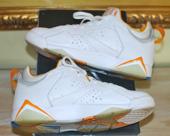 pretty nice 0cf76 1a3e3 Air Jordan 7 Low - Clear Sole Sample