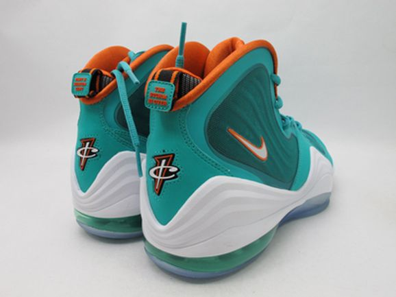 los angeles 1c9e1 a7dda Nike Air Penny V New Green Safety Orange-White 537331-300 12 2012  150.  Oscar Castillo