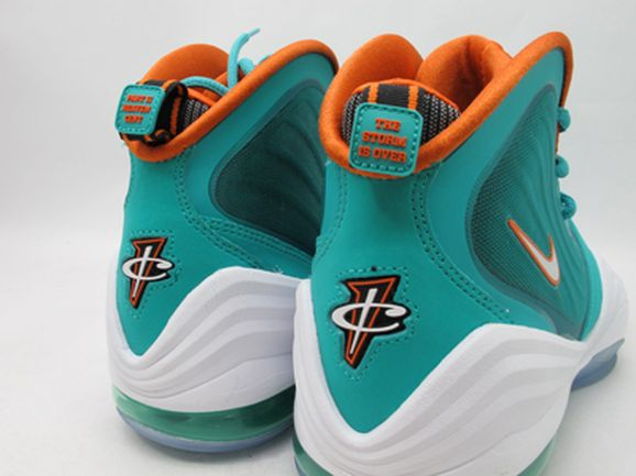 separation shoes bb411 0ad47 Nike Air Penny 5 – Miami Dolphins Available Early
