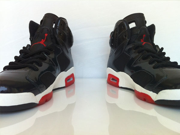 Air Jordan 6 - AJ 11  Bred  Inspired Custom 362051eae