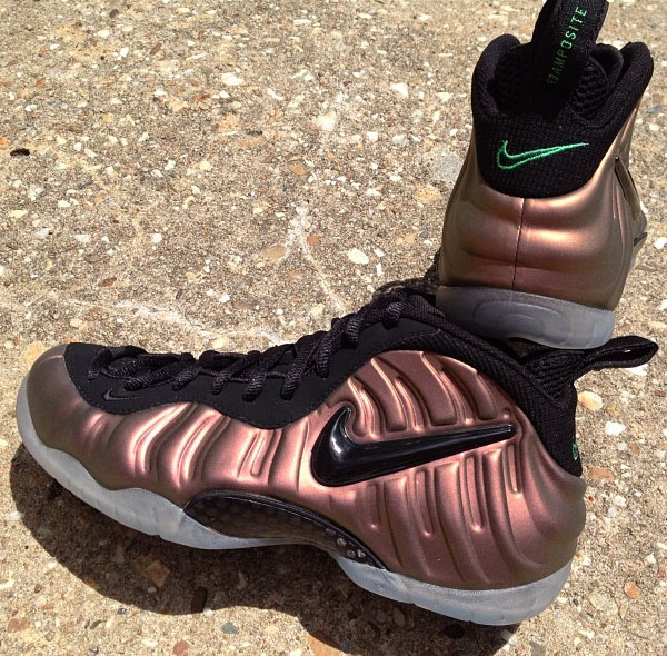 buy online ee1d4 fa507 ... hot nike air foamposite pro all green f43c3 3a996
