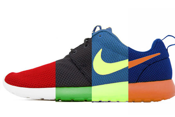 purchase cheap 6ed51 5323e With the success of the Roshe Run ...