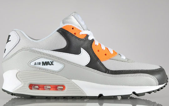 Nike Air Max 90 Gray And White