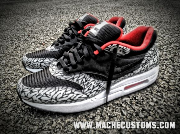 5667661dda6c Nike Elephant Print Air Max Air Max 1 Atmos We Love Nike