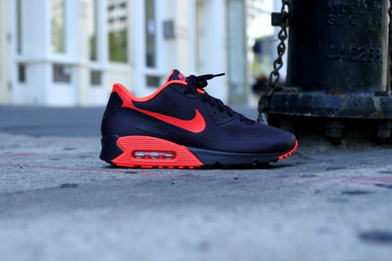 huge discount 42a39 631cb Not much was heard about the Air Max 90 Hyperfuse ...
