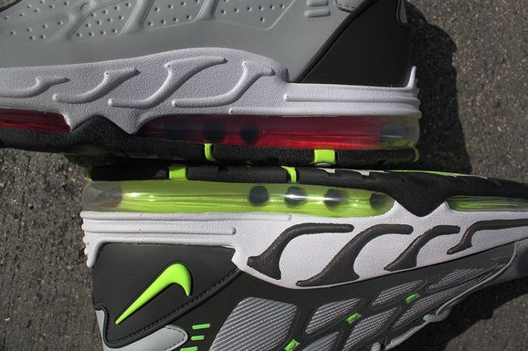 > Nike Air Max Pillar - Neutral Grey- Volt - Photo posted in Kicks @ BX  (Sneakers & Clothing) | Sign in and leave a comment below!