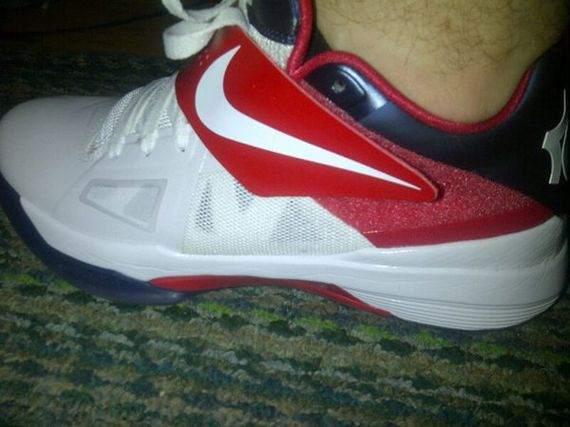 new concept 33f9e 1f82d The first few photos of the upcoming Nike Zoom KD IV ...