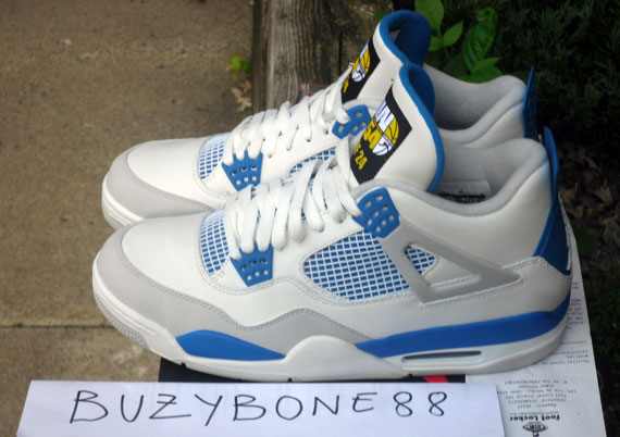Air Jordan 4 –  Military  Quai 54 – Available  9a51d7477be8