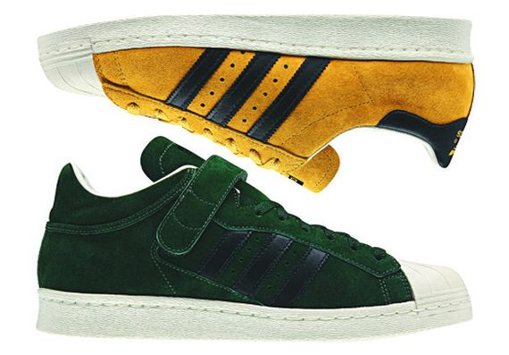 adidas Originals SS 80s and Pro Shell Fall 2012