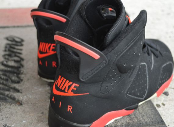 the best attitude cc3d0 01f46 Air Jordan 6 Reverse 'Infrared' – Available