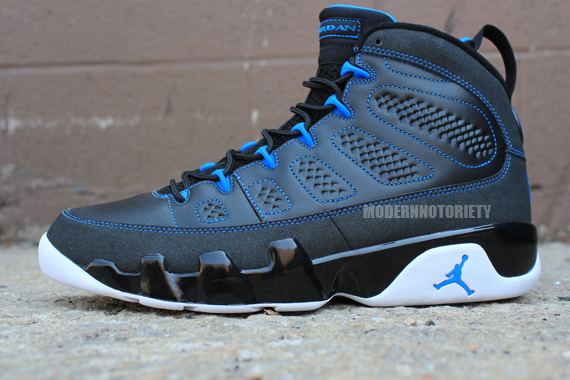 cheap for discount 848e2 841e2 Air Jordan 9 Retro - Photo Blue