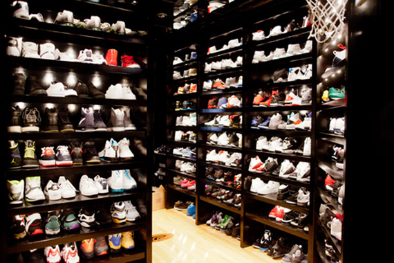 Ordinaire Weu0027ve Seen Some Of The Craziest Sneaker Closets ...