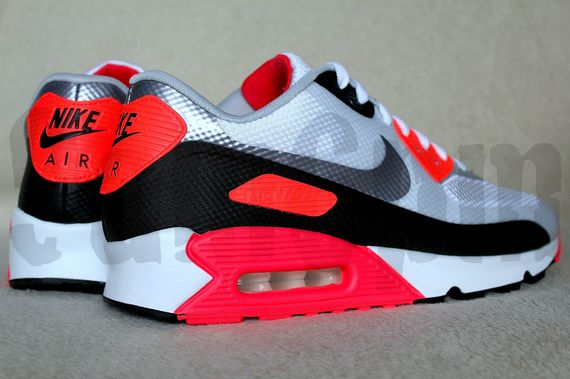 7608ab4c7781 Nike Air Max 90 Hyperfuse –  Infrared  – Available Early