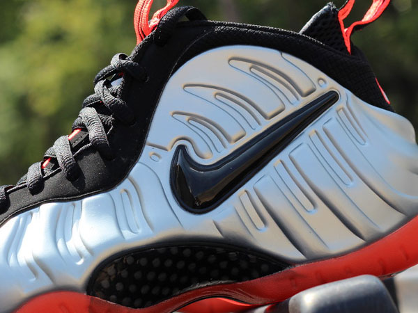 0d3d647c3cd Retailers like Rock City Kicks have stocked up on the upcoming Nike Air  Foamposite Pro  Crimson  ...