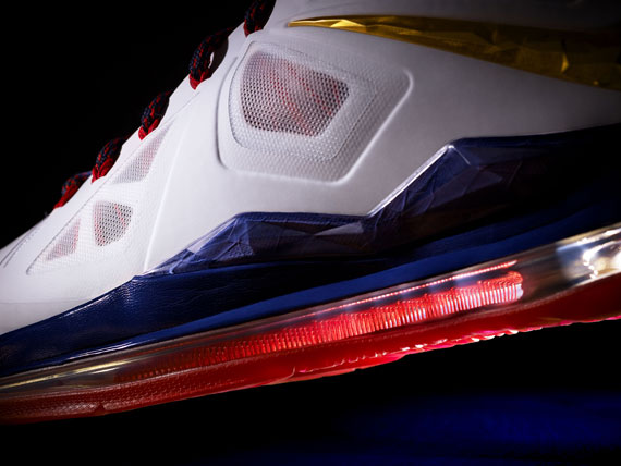 """online store d4e44 c54f3 ... Last weeks preview of the """"Floridian"""" Lebron X .."""