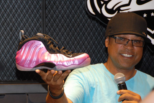 the latest 90d30 6f2f7 Polarized Pink - Nike Air Foamposite One - New Photos
