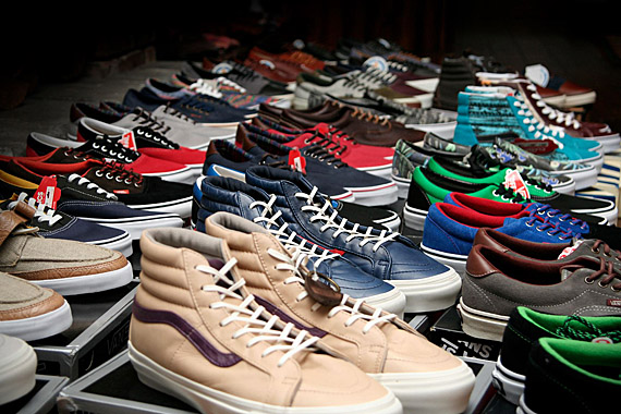 e90272f2671538 Euro Shop End clothing gives us a preview of the upcoming Vans Fall   Winter  2012 ...