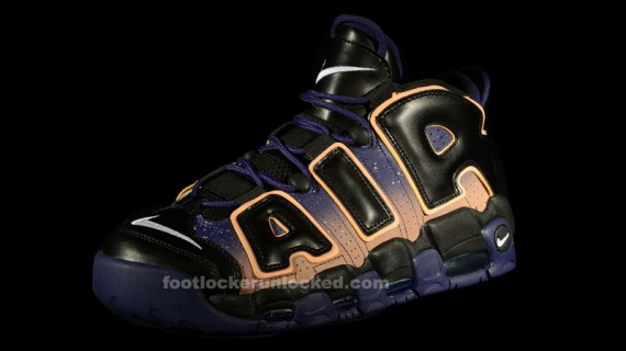 buy popular 5a8b3 a4979 Nike Air More Uptempo + Air Force 180