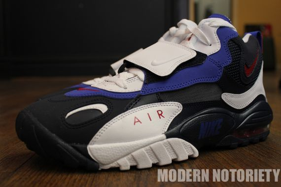 Nike Air Max Speed Turf - New York Giants da6f230e98