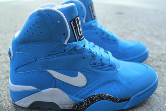 Nike Air Force 180 Mid Photo Blue