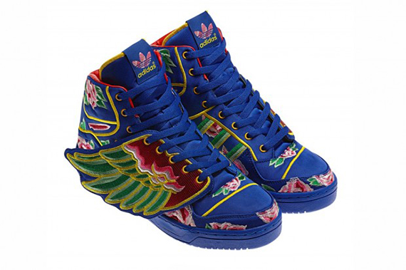 7200e1dd85d2 The adidas Jeremy Scott Wings collaboration is never lacking in flair