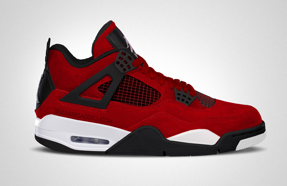 jordan-4-red-suede-carmelo-anthony-pe
