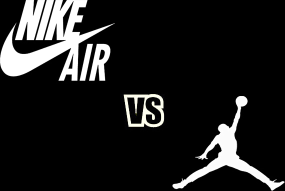 nike air vs jumpman