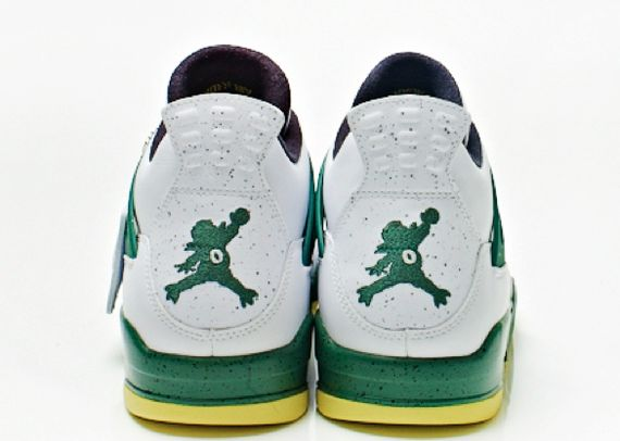 huge discount c1eed 5e9b8 ... PE as seen air-jordan-4-oregon 08 ...
