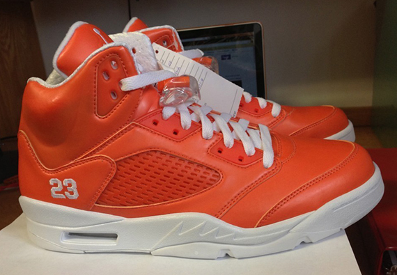 air-jordan-5-orange-white